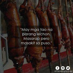 Tagalog Quotes Hugot Funny, Tagalog Love Quotes, Hugot Quotes, Qoutes About Love, Sad Love Quotes, Life Quotes, Memes Pinoy, Pinoy Quotes, Funny Hugot