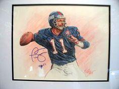 Phil Simms - #superbowl XXI MVP - #nyg Phil Simms, New York Giants, Super Bowl, Football, Baseball Cards, Sports, Hs Sports, Futbol, American Football