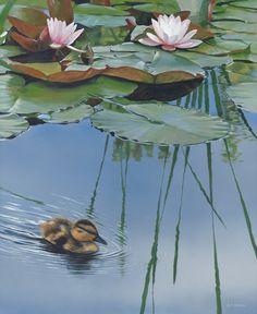 Terry Isaac – Wildlife Artist: Originals