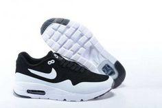 save off 3b59b 1c891 Nike Air Max 1 Ultra Moire Femme Noir Blanc Air Max 1, Nike Air Max