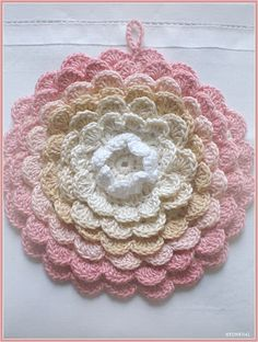 love the colors - could do with Attic 24 Blooming Cushion