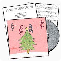 Beschwingt und im 6/8-Takt beleuchtet dieser englischsprachige Weihnachtsklassiker nicht nur das Fest, sondern auch den Jahreswechsel und wünscht allen ein 'happy new year'.