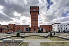 Wasserturm in Berlin