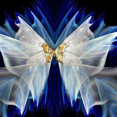 Angel Butterfly