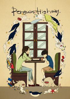 森見登美彦さんの「ペンギン・ハイウェイ」を読んで。