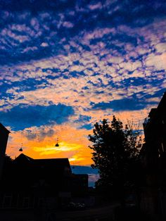 Sunset - art of nature