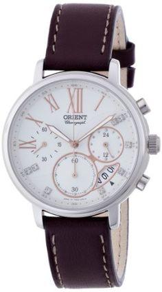 [オリエント]ORIENT 腕時計 HAPPY STREAM COLLECTION ハッピーストリームコレクション クオーツ WV0041TW レディース