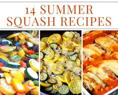 Sauteed Zucchini And Squash, Fried Zucchini Recipes, Grilled Squash, Potato Recipes, Southern Squash Casserole, Summer Squash Casserole, Twice Baked Potatoes Casserole, Potato Casserole, Crookneck Squash Recipes