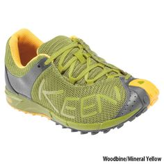 Keen A86 TR Shoe - Mineral Yellow | Gander Mountain