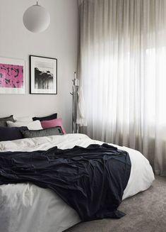 Дом редактора мужского журнала в Швеции | Пуфик - блог о дизайне интерьера