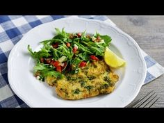 Recipe: Parmesan Veal Milanese | Video - Chefday
