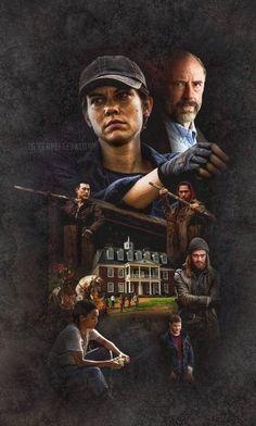 The Walking Dead - Season 7B - Hilltop 'Rise Up'