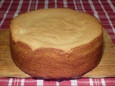 tecnica francesa de como fazer pão de ló