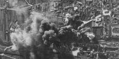 bombing piazza stazione prato