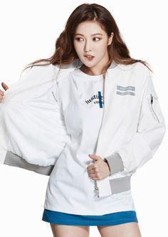 hyuna 2017 photoshoot, hyuna like a magazine cover, hyuna north america tour 2017, hyuna fanmeeting 2017, CLRIDE.n hyuna