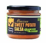 Yummy Yammy® Brand Mild Mexican Sweet Potato Salsa, with Corn, Black Bean & Chipotle; No Fat, No Sweetener, Delicious, Thick & Chunky, Makes Best Nachos & Loaded with Sweet Potato Nutrition by Yummy Yammy LLC