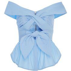 Kinikiss femelle blouse vêtements bleu clair encolure slash cou chemise bowknot d'é Blue Off Shoulder Top, Off Shoulder Shirt, Cold Shoulder, Blouse Sexy, Bow Blouse, Chemises Sexy, Lehenga, Sexy Bluse, Estilo Cool