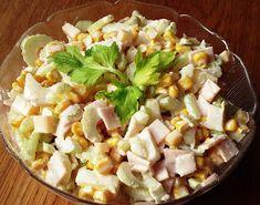 Pasta Salad, Cobb Salad, Potato Salad, Macaroni And Cheese, Potatoes, Ethnic Recipes, Food, Pineapple, Crab Pasta Salad