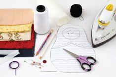 Estojo de boneca russa - Portal de Artesanato - O melhor site de artesanato com passo a passo gratuito