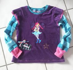 mesu: ♥ antonia farbenmix aus nicki/jersey ♥
