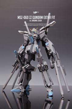 [VP Resin Cast] MSZ-060 ZZ Gundam Extra Fit Ver.Original Color – FAZZ: Photoreview Wallpaper Size Images   GUNJAP