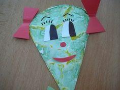 Tvořeníčko – drak 10x jinak | | VašeDěti.cz Kids Crafts, Lunch Box, Bento Box, Baby Crafts