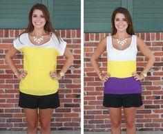 tailgating outfits :)