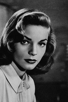 Lauren Bacall for Dark Passage, 1947