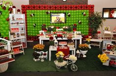 Ladybugs Birthday Party Ideas | Photo 6 of 20 | Catch My Party