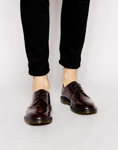 Image 1 of Dr Martens Made In England Steed Shoes