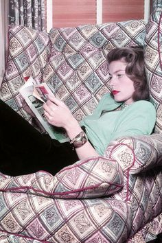 @PinFantasy - Lauren Bacall More