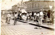 Pavimentación de la Av. Madero