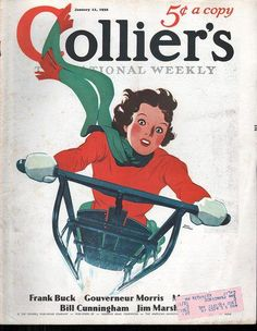Collier's January 11 1936