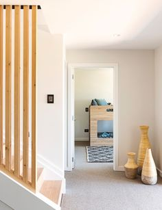 The Block NZ's Alice and Caleb share their reno secrets and decor tips - The Block Nz, Stairways, House Tours, The Secret, My House, Kitchen Decor, Alice, Decor Ideas, Tips