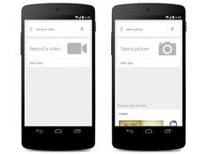 'Okay Google, take a photo' comes to Search for Android app