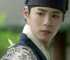 Moonlight Drawn by Clouds. Park Bo Gum