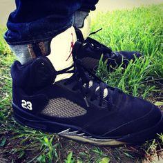 Air Jordan V Retro #jordan #airjordan #sneakers