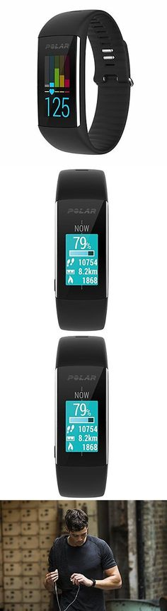 Heart Rate Monitors 15277: Polar A360 Heart Rate Monitor Medium Size Wrist Based Fitness Watch Black Waterp -> BUY IT NOW ONLY: $125.51 on eBay!
