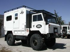Land Rover 101 - strangely fascinating