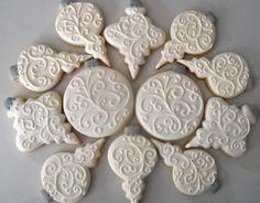 10 Christmas Ornament Light Cookies Ideas Sugar Cookies Decorated Cookie Decorating Christmas Cookies Decorated