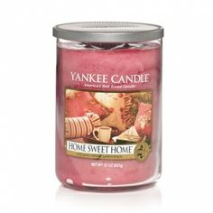 Home Sweet Home® : Large Tumbler Candle (2-wick) : Yankee Candle another favorite... : )