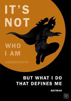 thehappysorceress:  Batman by Daniel Marroquin