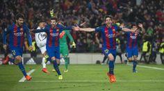 Covesia.com - Secara heroik, Barcelona telah mecatatkan sejarah di ajang Liga Champions sebagai tim pertama yang sukses melaju kebabak perempatfinal dengan...