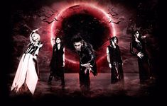 NOCTURNAL BLOODLUST's new look!