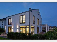 Gebhardshain 2 einfamilienhaus von davinci haus gmbh for Architektenhaus satteldach modern
