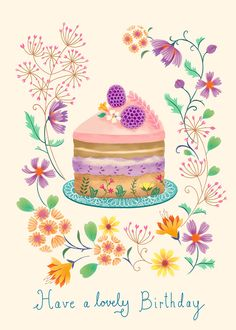 Happy Birthday Wishes Cards, Birthday Messages, Birthday Quotes, Birthday Cards, Happy Birthday Art, Happy Birthday Pictures, Birthday Images, Happy B Day, Motif Floral