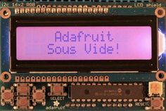 Materials | Sous-vide controller powered by Arduino - The SousViduino! | Adafruit Learning System