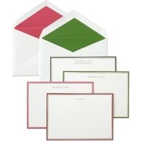 Love stationary and these Kate Spade cards are pretty!