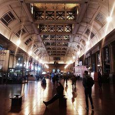 Retiro ~ estación de tren. Buenos...Aires