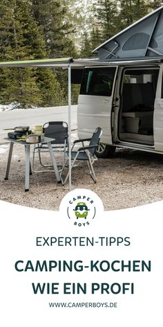 Camping cooking like a pro. The best tips and tricks for the optimal holiday . - Camping cooking like a pro. The best tips and tricks for the optimal holiday in Van Bell Tent Camping, Camping Glamping, Camping Hacks, Camping Cooking, Camping Kitchen, Kitchen Hacks, Campsite, Vw Bus, Bus Camper